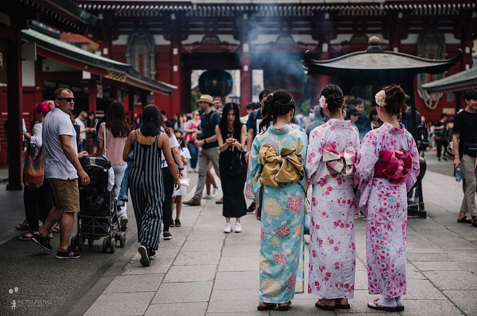 Wyprawa do Japonii – cz. 1 Tokio