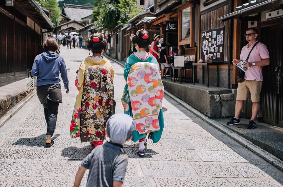 Japonia cz. 2 || Kioto i Nara