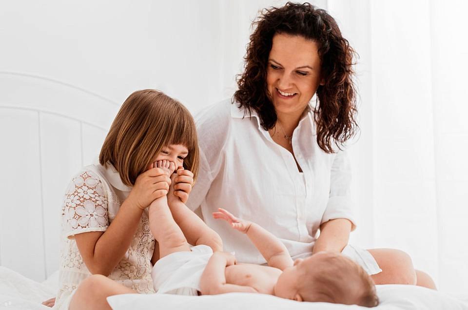 Sesja z mamą czyli dlaczego zdjęcia rodzinne są takie ważne